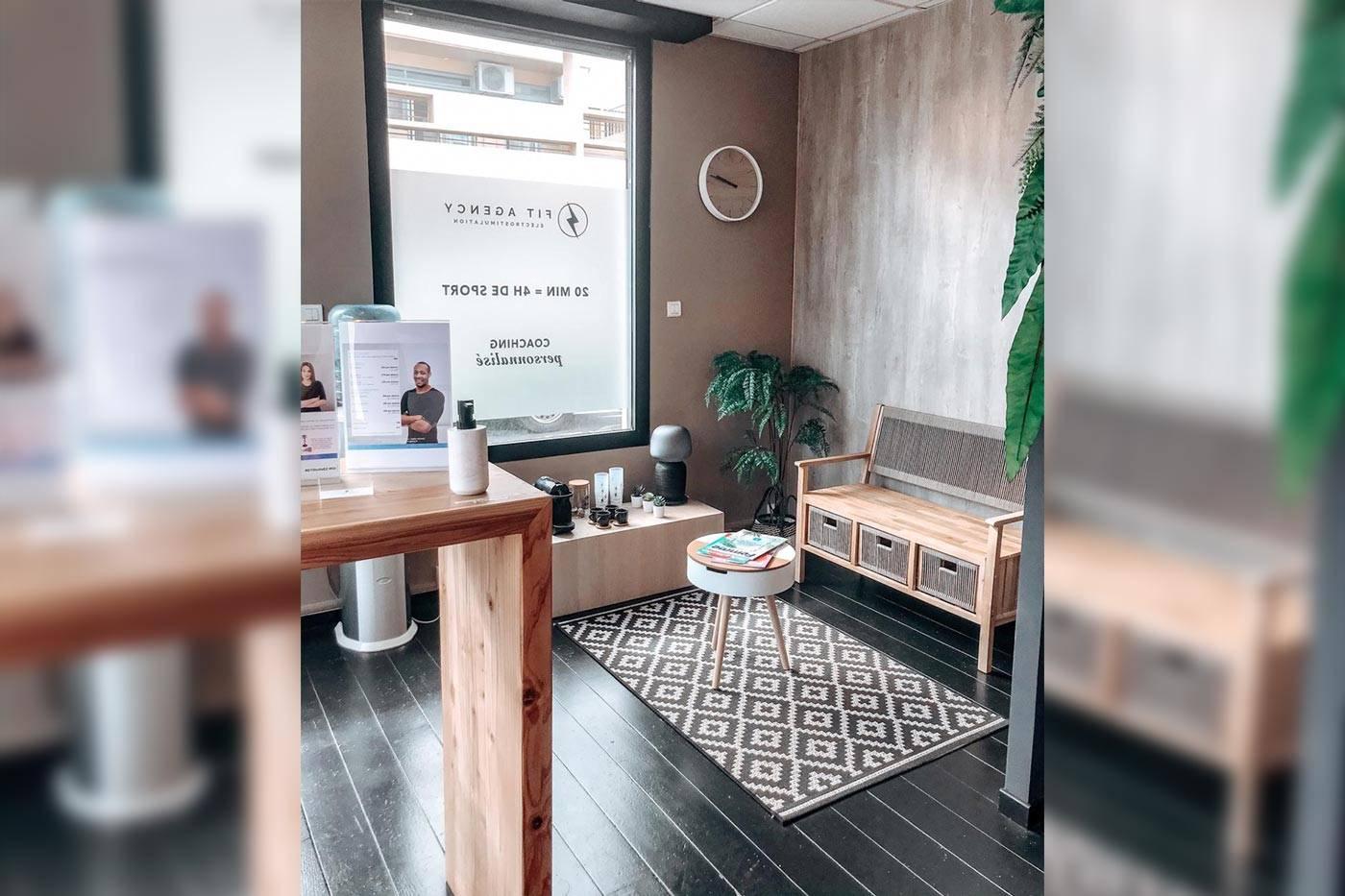 Studio fit agency réunion